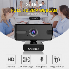 SH004 HD Webcam  Visuale...
